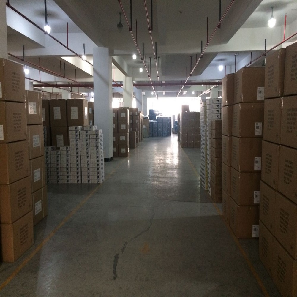 Factory packing warehouse