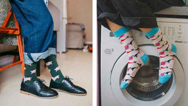 skateboard socks