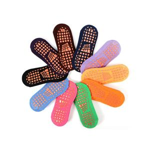 Customized personalized stylish non-slip floor sock