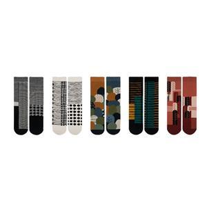 Индивидуальные стильные носки с рисунком