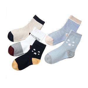 Stylish Fancy Comfortable Children Cartoon Cotton Socks
