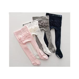 Sweet Lace PP Pantyhose Slip Princess Socks