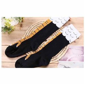 Japanese Fashion Female Color Chicken Feet Stockings