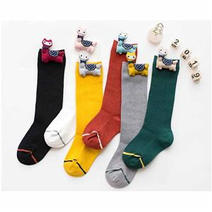 Personalized Funky Cartoon Doll Children Socks