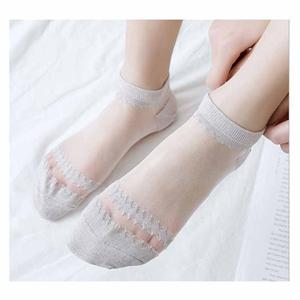Personalized Funky Crystal Slim Invisible Lady Stockings