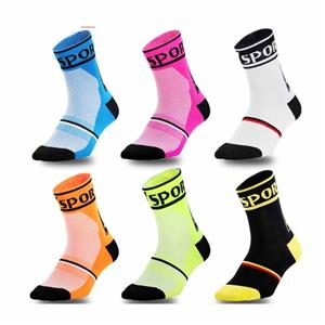 Wholesales Funky Cycling Running Breathable Socks