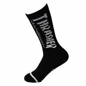 Monogrammed Hip-hop Skate da maré Fun Sports Socks