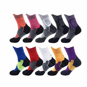Running Training Basketball Printing Elite Sports Professional Socks