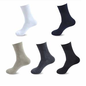 Sweat-absorbent Breathablemboo Deodorant Bamboo Fiber Men Socks
