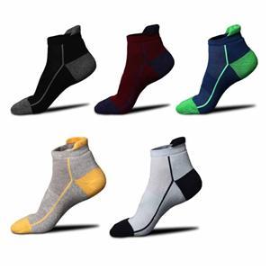 Lazer Esporte Fino Respire Basquetebol Homens malha Socks