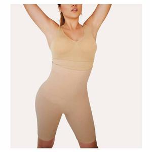 Europeu Plus Size Calças Sculpting cintura alta emagrecimento magros