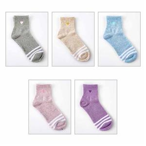 Personalized Fashion Creative Cute Love striped ladies socks