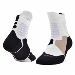 Criativa Grosso amortecimento absorção de suor meias esportivas