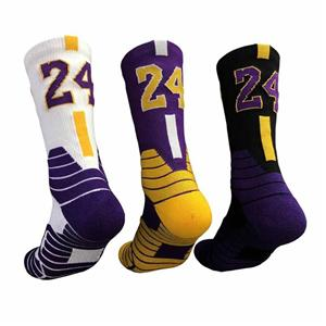 Bottom Elite Non-slip Wear-resistant Trend Basketball Towel Socks