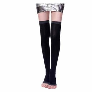 480D Night Sleep Skinny Leg Stiilne naiste Compression Sukad