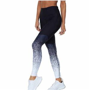 Hip Lift High Waist Printed Geometric Dot Yoga Leggings