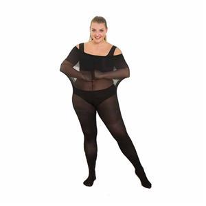 Wholesale High Waist Hips Abdomen Plus Women Pantyhose