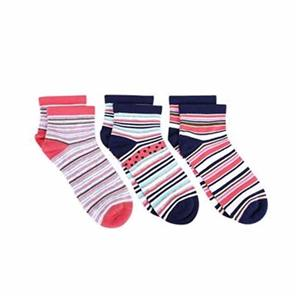 Stripe Rainbow Women Happy Socks