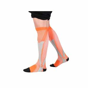 Fashion Sports Stretch Cycling Compression Socks