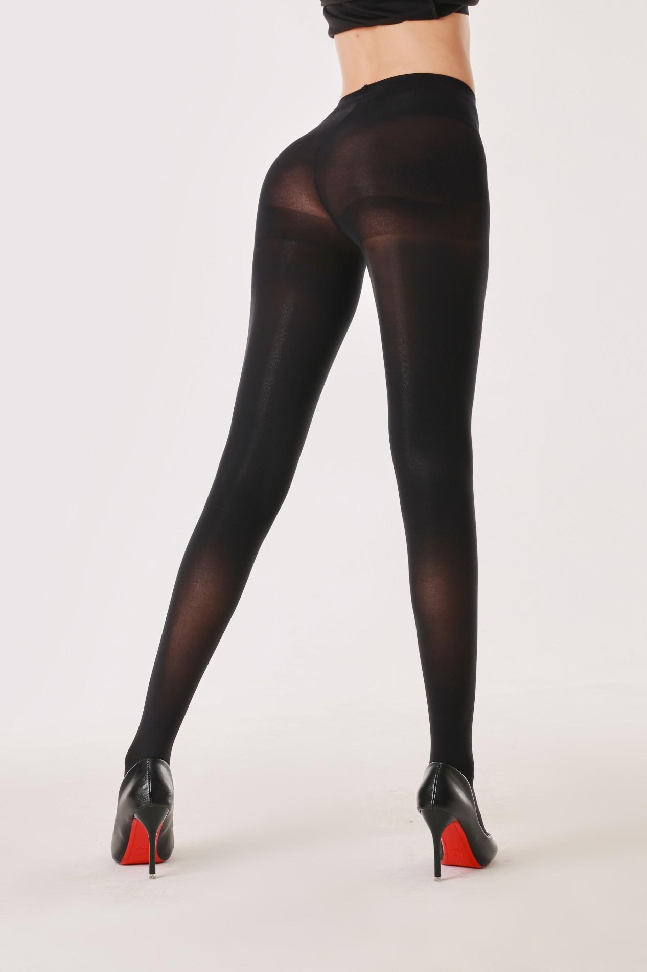 Hulgimüügis kõrge vöökohaga puusad kõht pluss naiste sukkpüksid