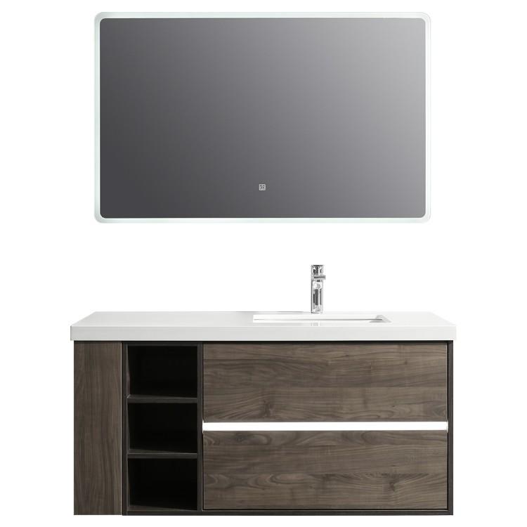 China Solid Wood Bathroom Vanities