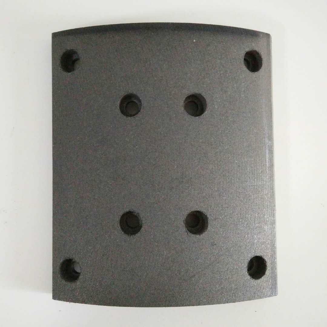 Howo Truck Spare Part Brake Shoe Lining