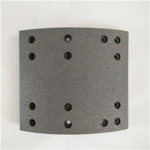 4707 Truck Brake Liner Hino Drum Brake Lining With ISO/TS16949