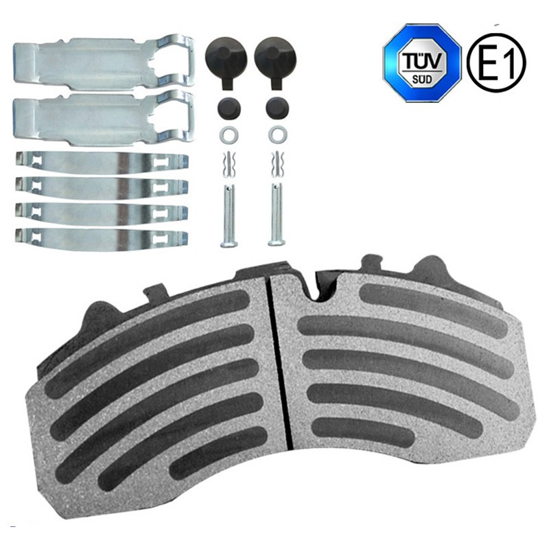 Scania Yutong Bus Truck Brake Pad Kit