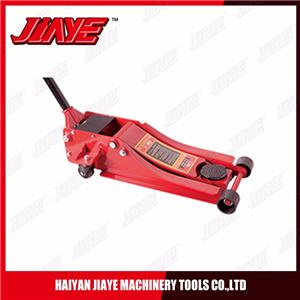 Low Profile Dual Pump Hydraulic Floor Jack