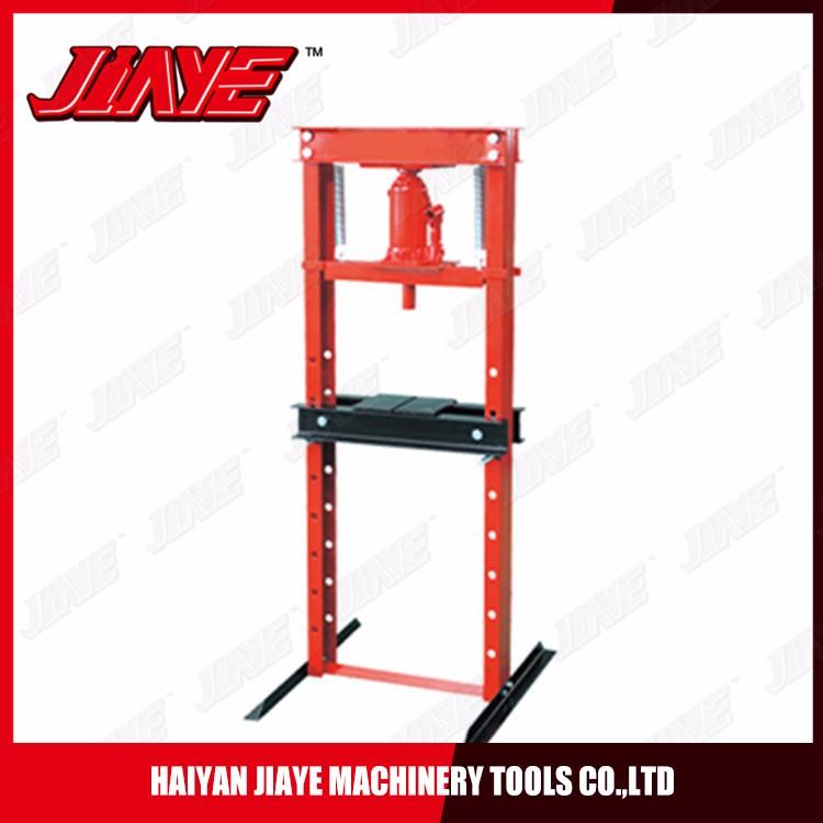 12 Ton Hydraulic Shop Press Manufacturers, 12 Ton Hydraulic Shop Press Factory, Supply 12 Ton Hydraulic Shop Press