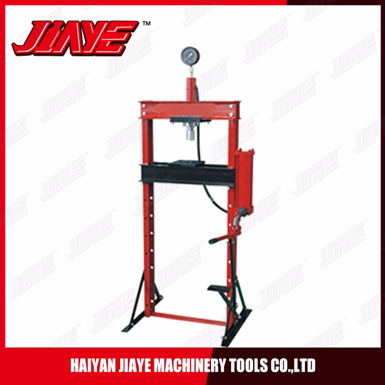 Shop Press with Gauge and Foot Manufacturers, Shop Press with Gauge and Foot Factory, Supply Shop Press with Gauge and Foot