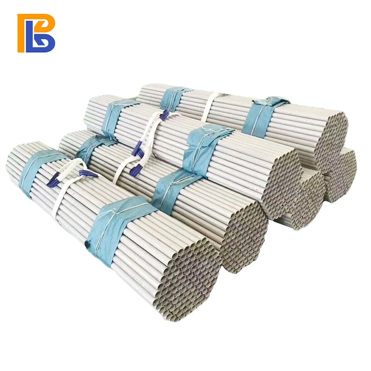 Seamless 304 316L Stainless Steel Pipes