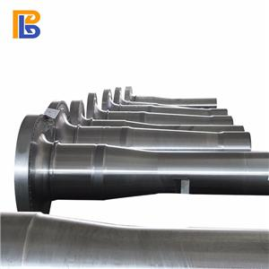 Wind Turbines Motor Shafts