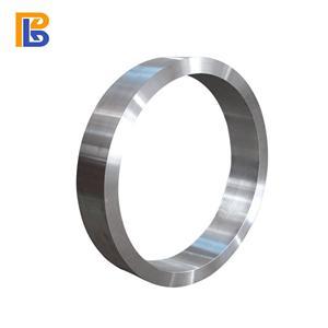 Anéis laminados de vedação de aço