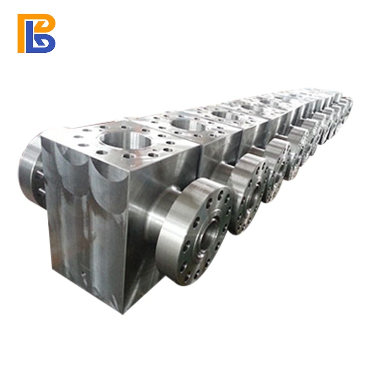 Forged Valve Bodies For Oil And Gas