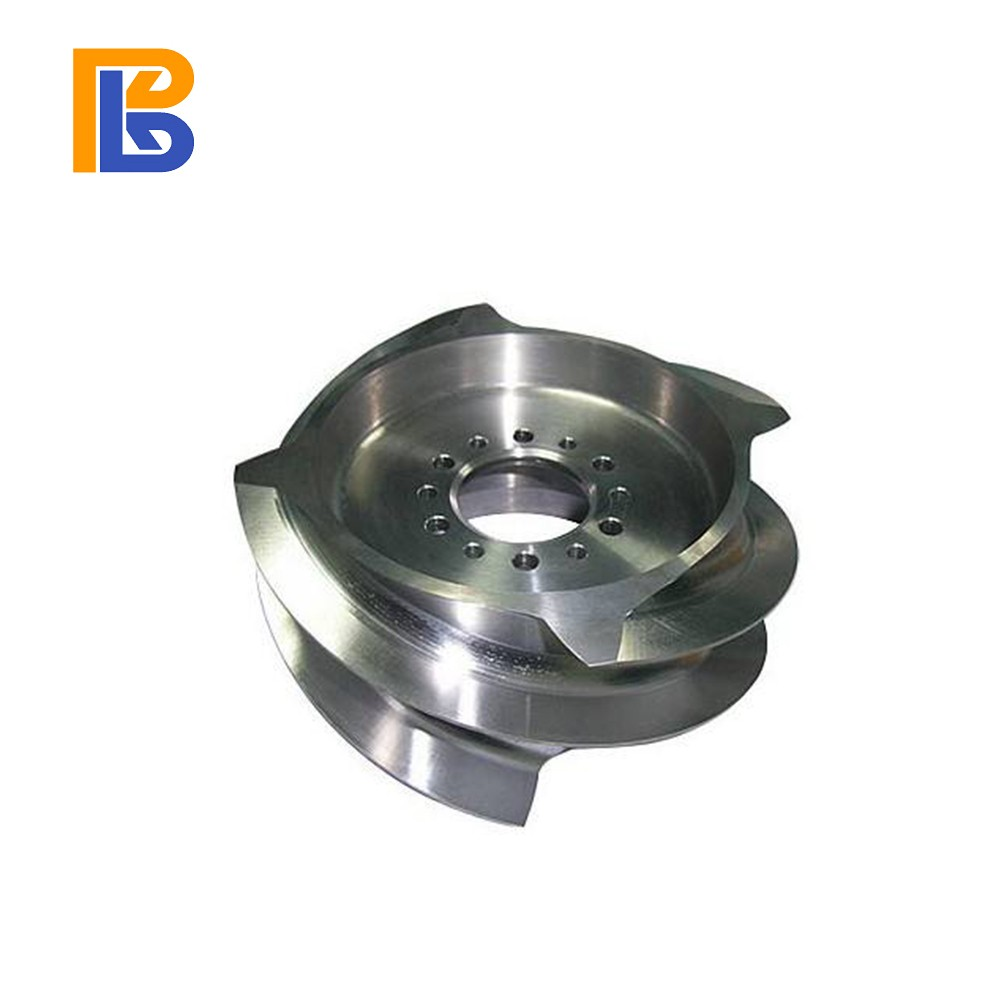 Flanges usinadas acabadas