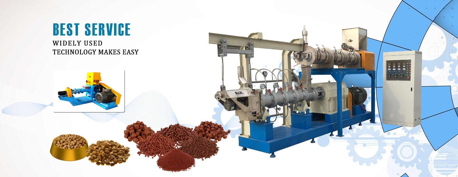 Dog Food Production Line