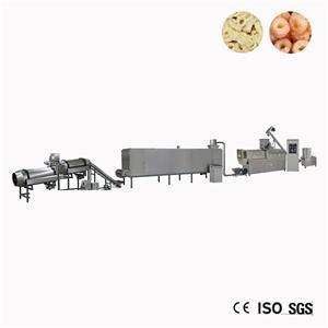 Single Screw Taiwan Snack Food Extruder Machines Maker