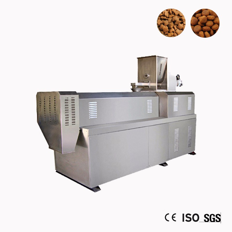 Dog Dry Food Pellet Making Machine From India