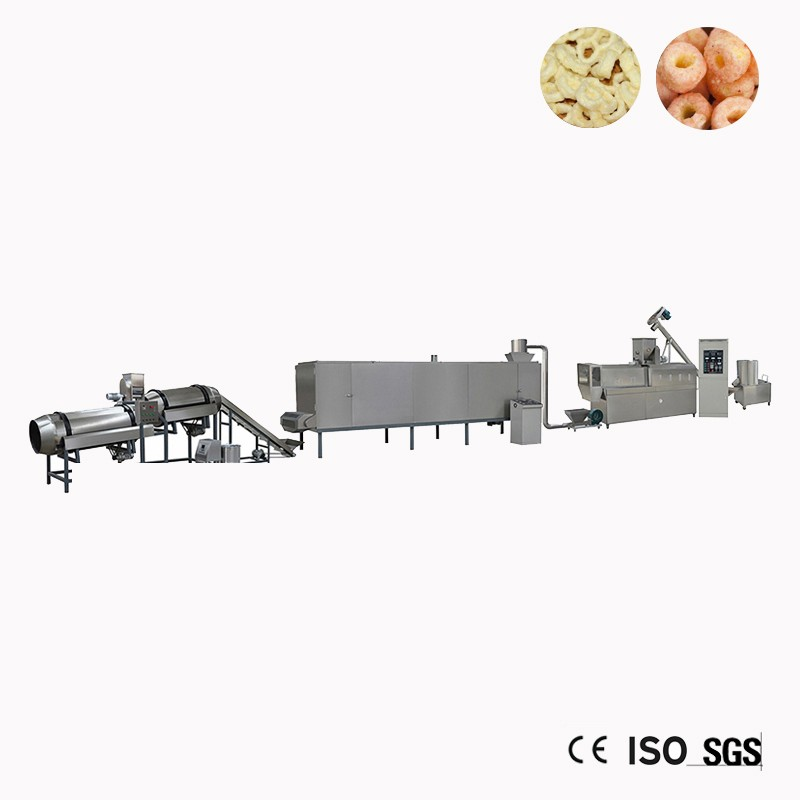 Maïs Puff Snack balle Making Machine Extrudeuse