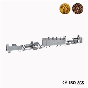 Dog Food Extrusion Processing Machine Maker