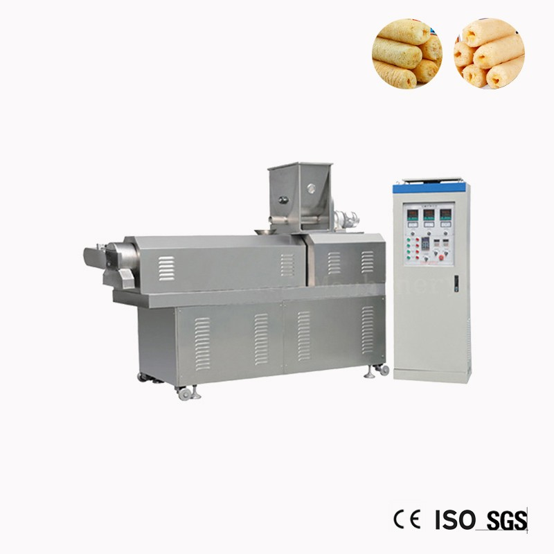 Chine farine de maïs Snack extrudeur, farine de maïs Snack extrudeur, Chine Snack Extrudeuse Fabricant