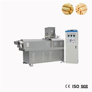 Rice Puff Snack Making Machine