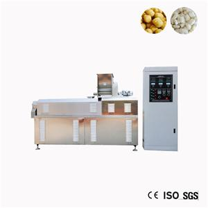 Extruder Corn Puff Rice Making Machine