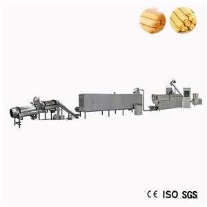 Corn Filling Snacks Food Machine Line