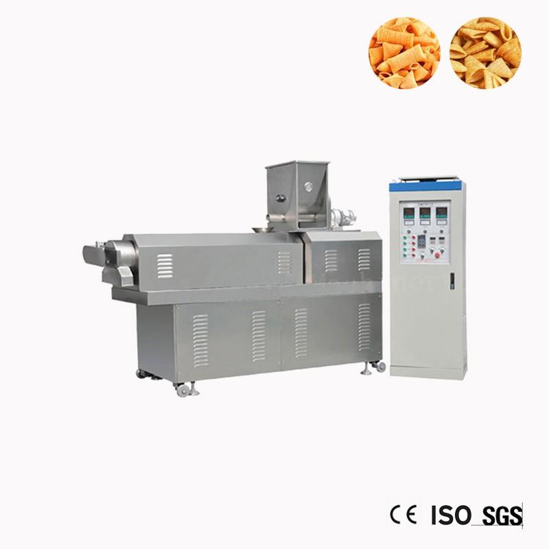 Snack Bugle Chips à granulés Machine de fabrication