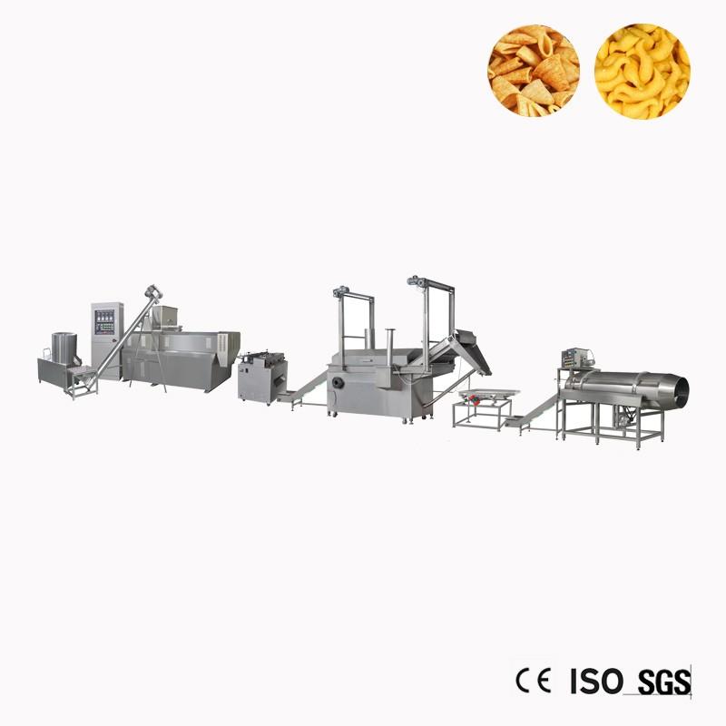 Bugle Snack Chips Pellet Making Machine Manufacturers, Bugle Snack Chips Pellet Making Machine Factory, Supply Bugle Snack Chips Pellet Making Machine