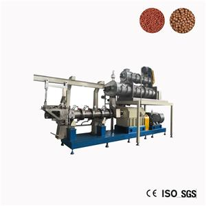 Small Fish Pellet Machine Floating Fish Feed