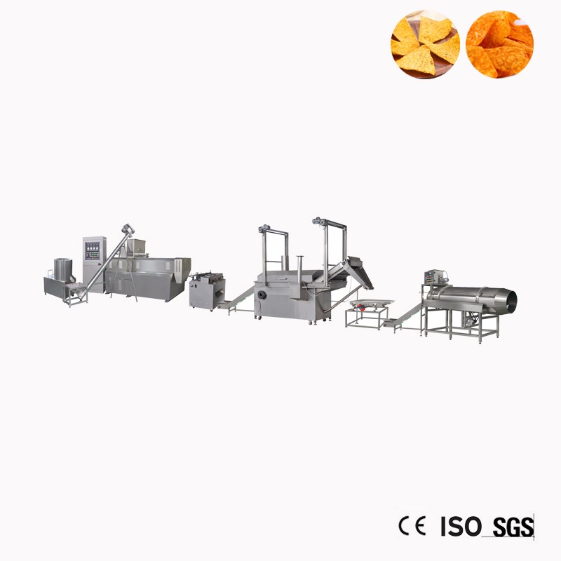 Doritos Chips Nachos Chips Production Line Manufacturers, Doritos Chips Nachos Chips Production Line Factory, Supply Doritos Chips Nachos Chips Production Line