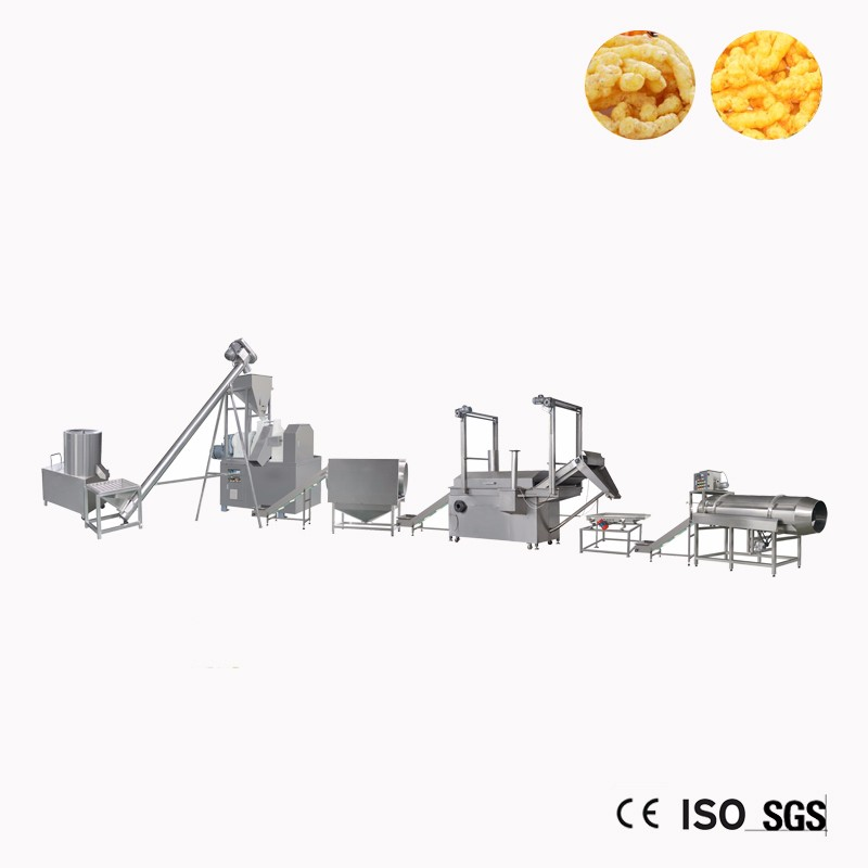 China Low Price Kurkure Making Machine